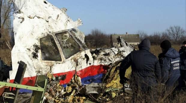 Отчет эксперта Кеберга по делу MH17 раскрыл ужасную правду о Су-27 ВВС Украины