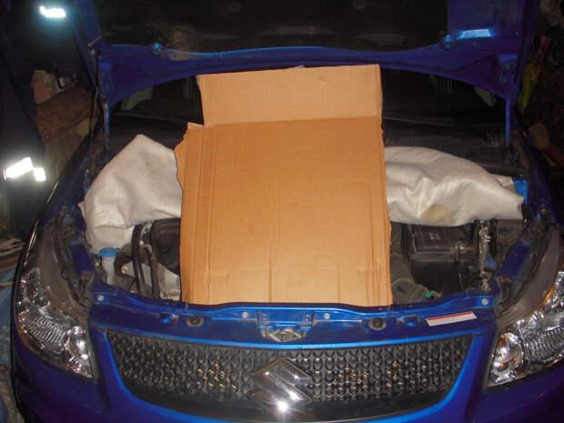 Моторист рассказал, стоит ли закрывать радиатор автомобиля на зиму, и к чему это может привести