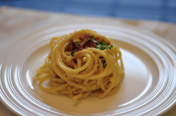 Карбонара: способы готовки на целую неделю