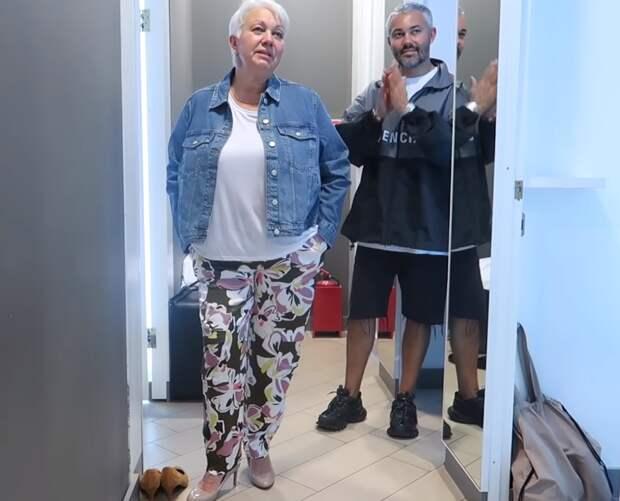 Мода и женщина после 60 лет.. Выгляди на ДВАДЦАТЬ лет моложе. Следуй нескольким правилам 2021 года