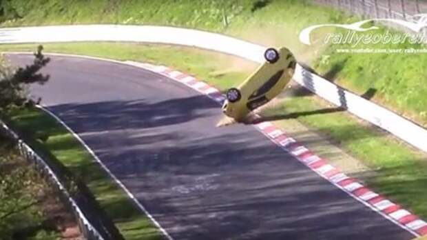 Жертва «Зеленого ада»: жесткая авария Opel Astra