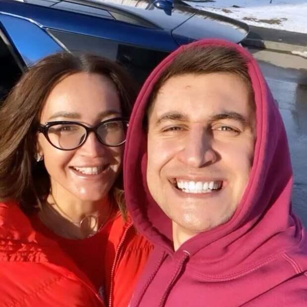 Как Ольга Бузова поздравила Давида Манукяна с днем рождения
