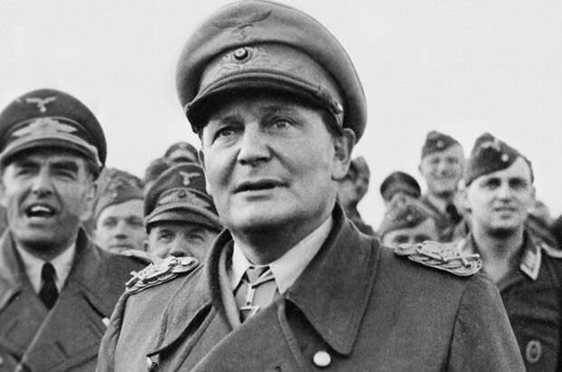 Надежда Горячева: кем была русская любовь Германа Геринга