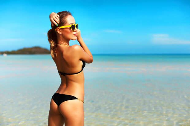 Опасное солнце: почему в воде загораешь быстрее, и почему облезает кожа. Часть 5