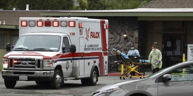 В Лос-Анджелесе скорой помощи приказали экономить кислород и не госпитализировать безнадежно больных
