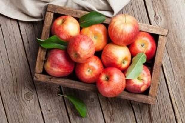 Как лучше есть яблоко — с кожурой или без?
