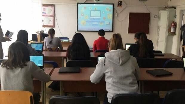 Цифровая образовательная среда в школах Советского района Республики Крым