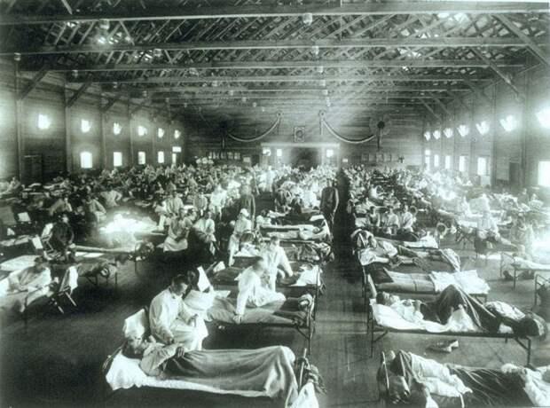 10 самых опасных болезней  с которыми человечество сталкивалось до коронавируса