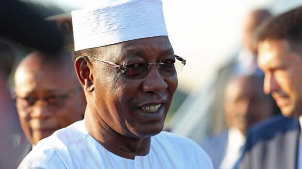 Военные сообщили о смерти президента Чада