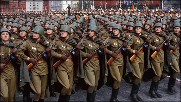 """К  23  февраля! """"Только настоящие мужчины плачут под эти песни."""" Эпические военные песни России"""