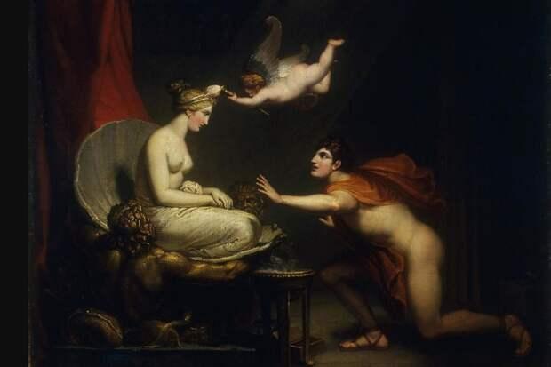 Пигмалион и Галатея: миф о творении и любви к своему творению