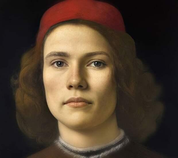 15 реалистичных портретов известных людей, созданных с помощью нейросети