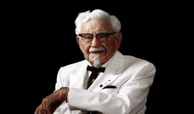 18 цитат полковника Сандерса о том, что никогда не поздно начать заниматься тем, что любишь