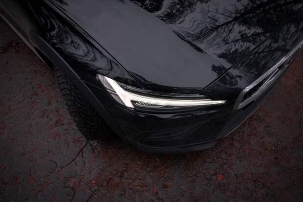 Volvo, который тебя удивит. V60 Cross Country