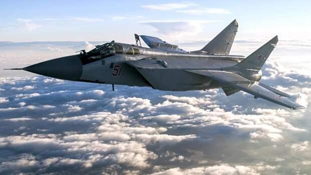 Взгляд сверху: истребитель МиГ-31БМ превратят в штаб атаки