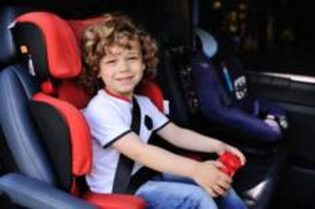 Что делать, если ребёнка укачало в машине?