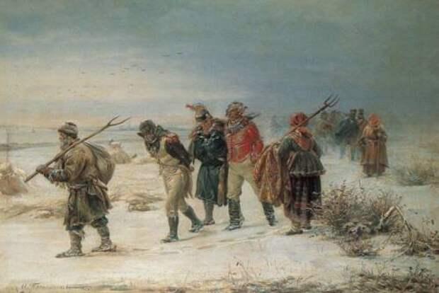 Почему правительство России позволило французским солдатам искать спрятанные сокровища