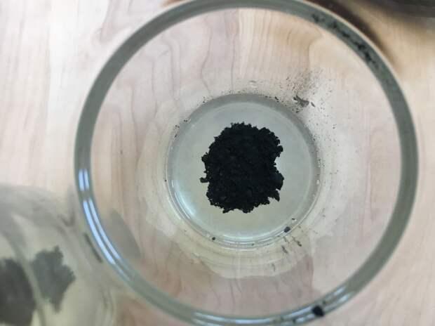 Чёрный-чёрный ... лимонад (Diy)