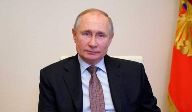 Путин объявил нерабочими дни между майскими праздниками