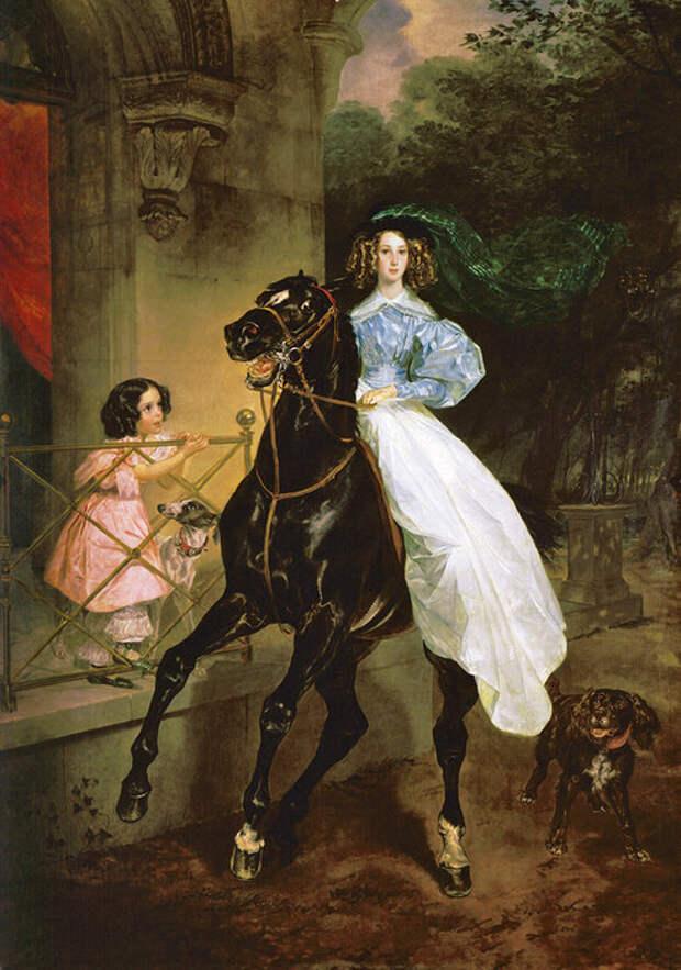 Кем были женщины, изображенные на знаменитых картинах русских художников