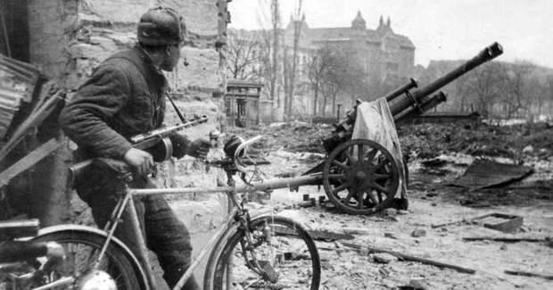 Крутим боевые педали: велосипедные войска в военной истории