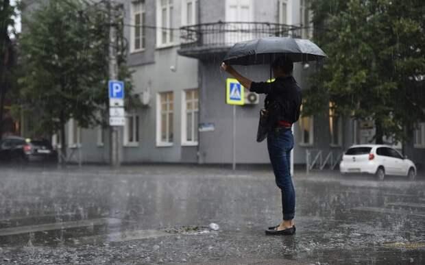 На Кубани из-за дождей может подняться уровень воды в реках