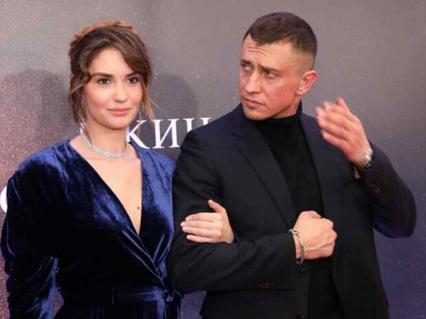 Жена Прилучного объявила о разводе с актером и скорой свадьбе