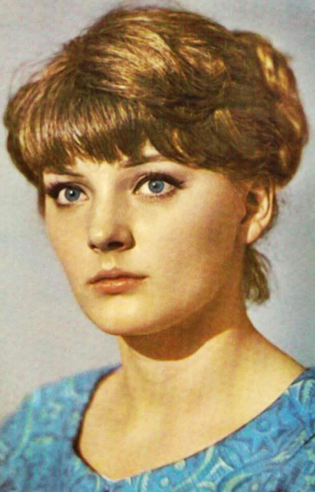 русские актрисы кино: Марианна Александровна Вертинская