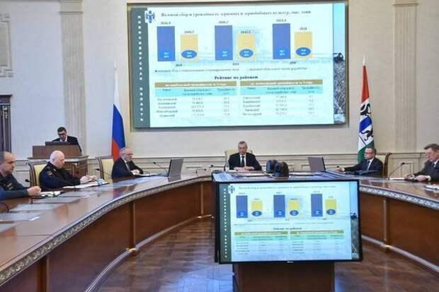 Губернатор Новосибирской области: из областного бюджета выделят средства для тестирования родственников больных COVID-19