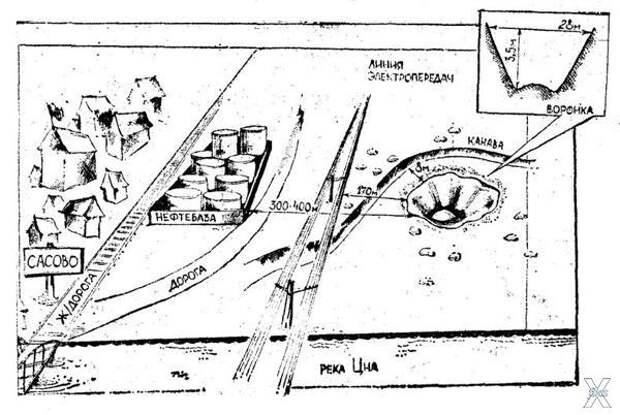 Рассекреченные файлы ЦРУ. 1991 год. Таинственный взрыв в Сасово