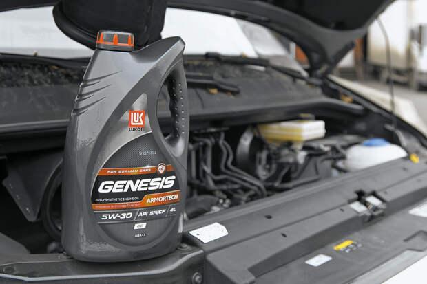 Испытание моторного масла LUKOIL GENESIS ARMORTECH. За 26 тысяч км сдали 6 проб в лабораторию – оцениваем результаты