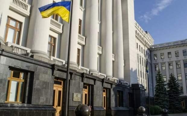 В Киеве у Офиса президента задержали мужчину с гранатой
