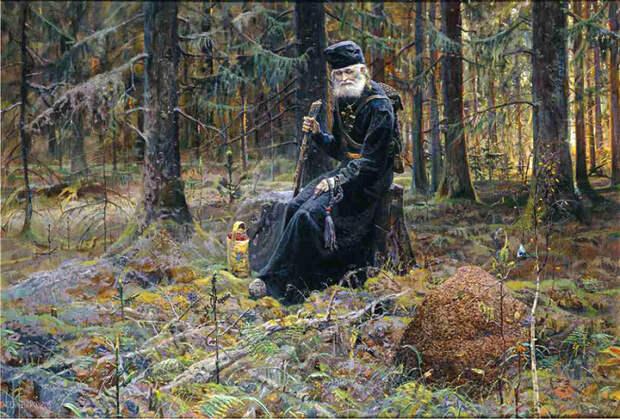 Муравейник. Автор: Павел Рыженко.