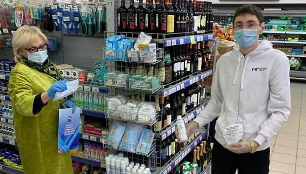 Ушанева рекомендовала супермаркету снизить цены на товары первой необходимости