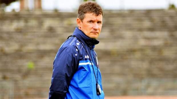 Тренер клуба УПЛ из Львова пожаловался, что получил предупреждение за вопрос о русском языке