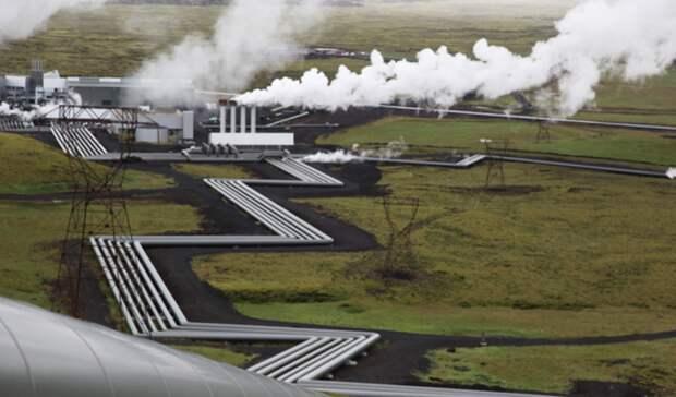 Геотермальная электростанция будет наЮжных Курилах