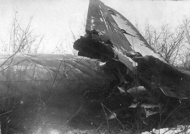 Катастрофа ТБ-7 (Пе-8) 13 ноября 1941 года