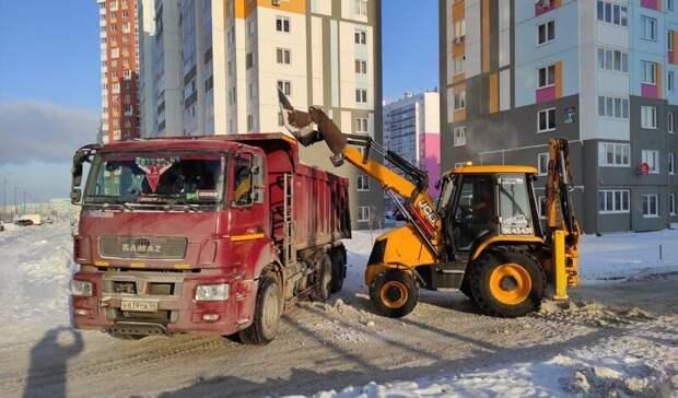 Прокуратура обнаружила десятки нарушений при уборке снега в Оренбурге