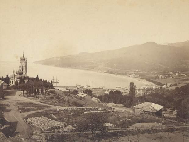 12 исторических фото Крыма, который обожали Чехов и Толстой
