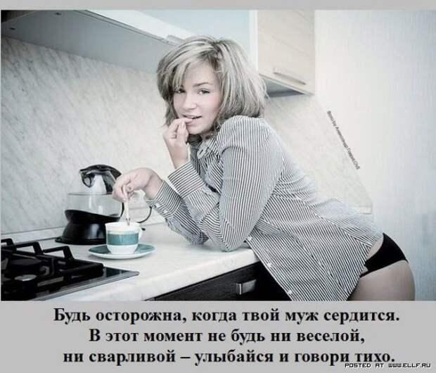10 заповедей идеальной жены (10 фото)