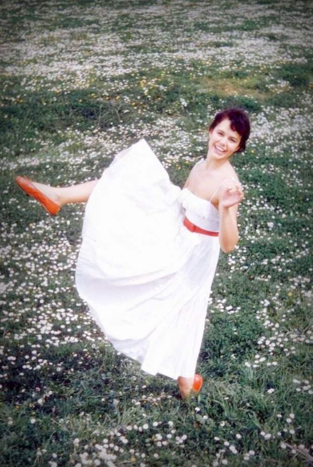 Итальянская актриса Джорджия Молл