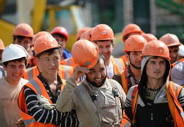 В России набирает обороты «компания» по борьбе с мигрантами, нарушающими законы государства…