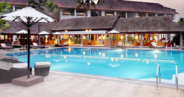 отель Керала Индия