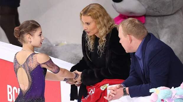 Загитова и Медведева прыгали тройные, Ягудин шутил о Косторной: шоу в Москве