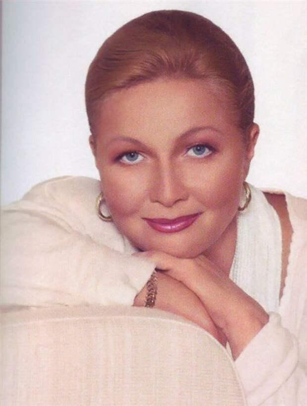 Ностальгические фотографии любимых советских актерис.