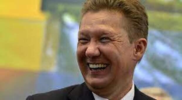 Над «Газпромом» пролился валютный дождь