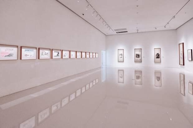 В Электромузее на Ростокинской открылась выставка дуэта московских художников