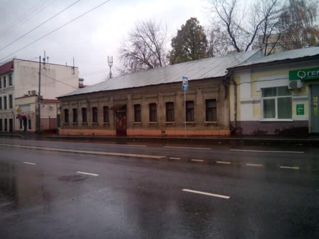 В столице продают милый особняк на Электрозаводской улице
