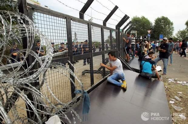 Беженцы: сумерки Европы. Ростислав Ищенко