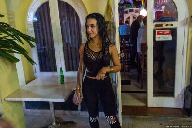 Секс-туризм на Кубе (25 фото)